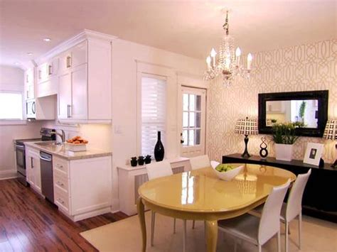 Property brothers dining room