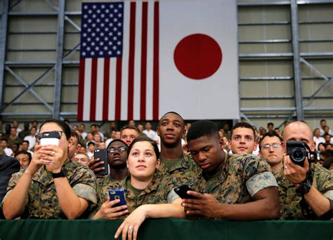 a for all time vs american what to about the u s presence in japan time