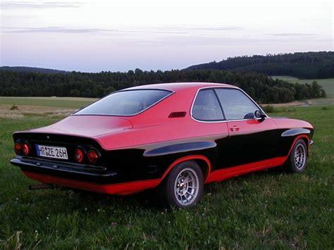 Opel Engineering by Web Car Story Transeurop Engineering Opel Manta Te 2800