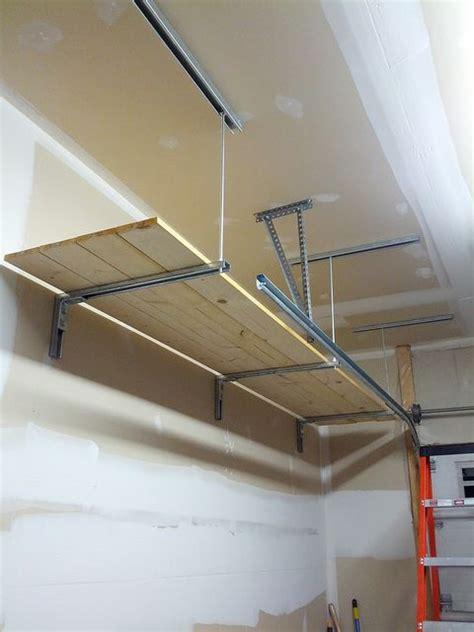 Garage Shelving Home Hardware Garage Shelf Using Common Hardware Garages Caves