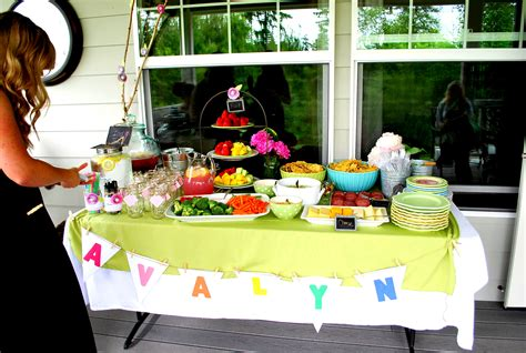 Outdoor Baby Shower Decorating Ideas by Outdoor Baby Shower Decorations Best Baby Decoration