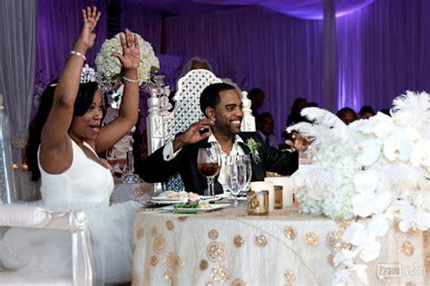 atlanta housewife kandi burruss wedding see kandi s fabulous wedding album kandionline com
