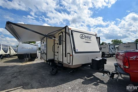 roo awning 2017 forest river rockwood roo 23ikss hybrid cer the