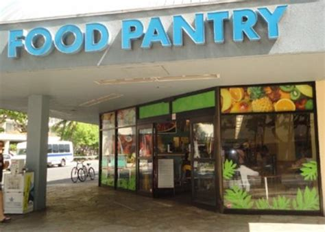 food pantry honolulu all you need to before you