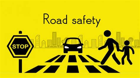 essay  road safety  class  students  easy words