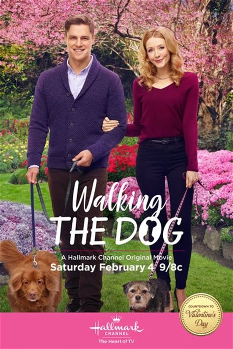 walking the hallmark tv weekly now finnigan sam page in hallmark channel s quot walking the quot