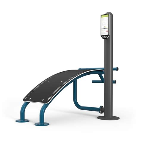 sit ups bench sit up bench activefit outdoor fitness equipment