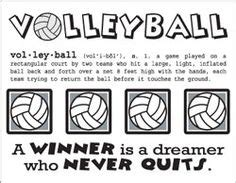 occasion setter definition inspirational volleyball quotes setter quotesgram