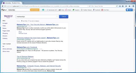 Search Yahoo How To Remove It Yhs4 Search Yahoo Removal Guide