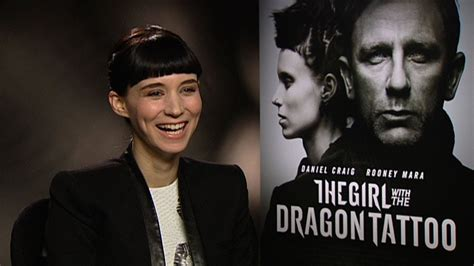 the girl with the dragon tattoo rooney mara the with the rooney mara