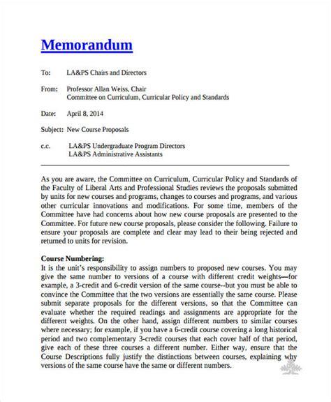 memo format proposal exle 6 proposal memo exles sles