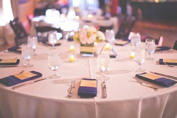 table setting pretty party planning pinterest
