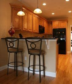 yellow kitchen walls with oak cabinets 1000 images about home oak kitchen ideas on pinterest