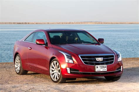cadillac ats coupe reviewmotoring middle east car