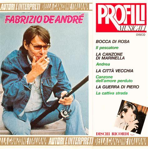 fabrizio de andre testi fabrizio de andr 233 sito ufficiale fabrizio de andr 201