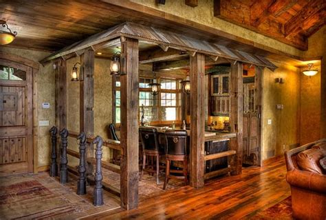 Rustic Bar Top Ideas by 1000 Ideas About Rustic Bars On Bar Bar