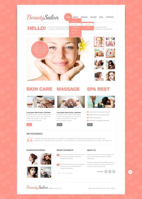 template joomla beauty salon beauty salon joomla template 41720