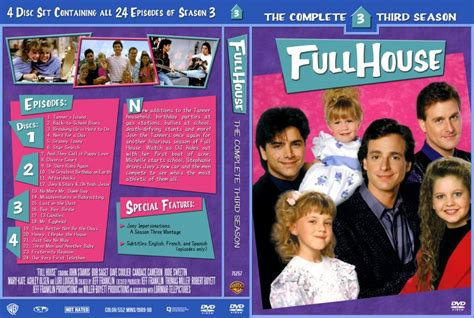 full house season 3 full house season 3 tv dvd custom covers 10081dvd fullhouse s3 dvd covers