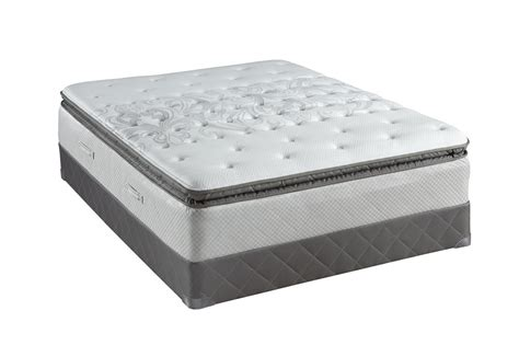 Sealy Beds Sealy Posturepedic Gel Series Plush Pillow Top Mattresses