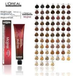 L Oreal Professional Majirel Majiblond Majirouge Hair
