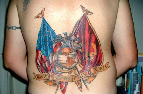 devil dog ink 104 insanely dope marine corps tattoos