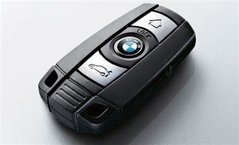 bmw comfort access key car and driver