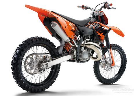 2006 Ktm 125sx Ktm 125 Sx Specs 2005 2006 2007 2008 2009 2010