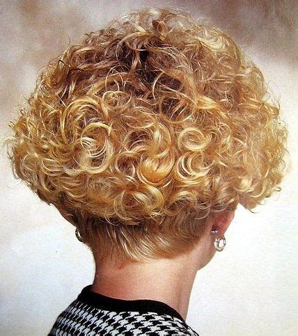 short hair in a miracurl best 25 short permed hairstyles ideas on pinterest