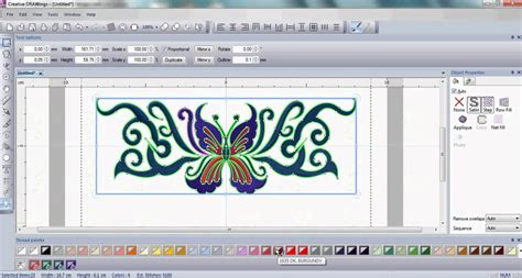 Creative Drawings Embroidery Software Free creative drawings 174 embroidery software redwork