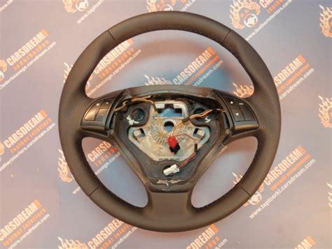 volante grande punto sport cuir volant volant fiat punto grande sport 199 mfk bl ebay