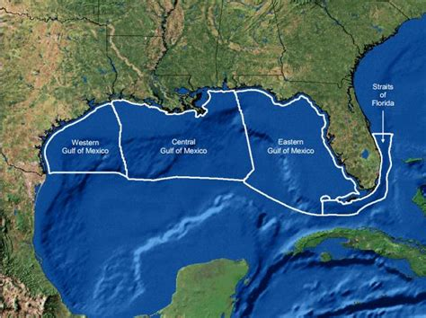 Gulf Of Mexico Continental Shelf by Eastern Gom Lease Sale Scheduled For March 2014