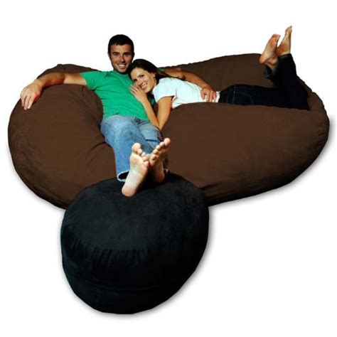 micro suede theater sack bean bag chair buy bean bag chair for faux leather bean bag