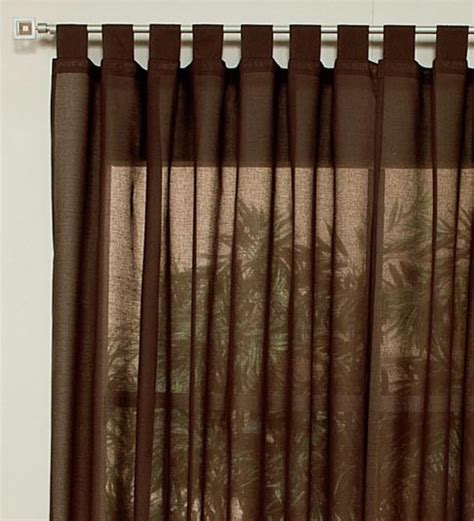 cortinas xxl cortinas marron chocolate great papel pintado no tejido