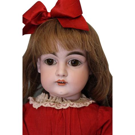 bisque doll made in germany c1890 bisque 22 quot antique doll kestner character 129 made