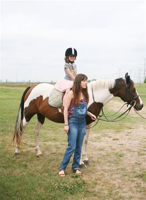 horse ranch birthday party pure ella