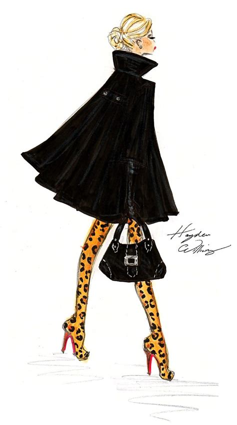 fashion illustration hayden williams fashion illustrations february 2011