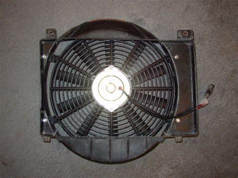 cherokee electric fan upgrade jeep cherokee dual electric fan conversion