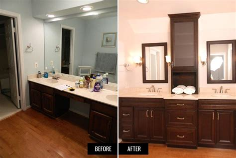 before and after master bathroom remodels project before afters select kitchen and bathselect