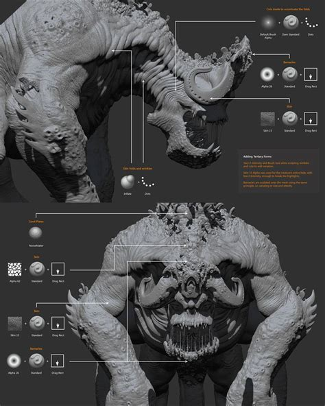 zbrush tutorial creature 602 best zbrush images on pinterest zbrush tutorial