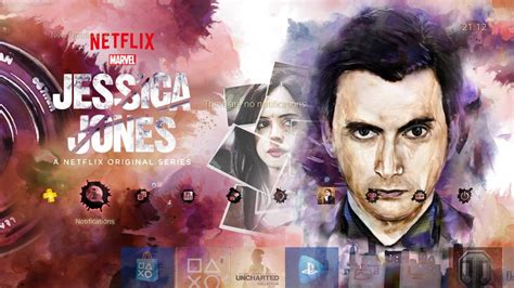theme music jessica jones ps4 gets free marvel s jessica jones dynamic theme and it