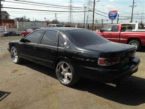 96 impala ss wheels for sale buy used 96 impala ss 22 inch rims no reserve in san