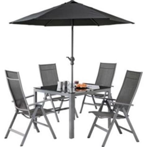 Patio Furniture Covers Argos Malibu 4 Seater Patio Furniture Set Black For 163 199 99