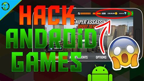 mod game without root how to hack mod android games on all android device
