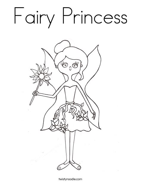 gallery for gt fairy outline template coloring home
