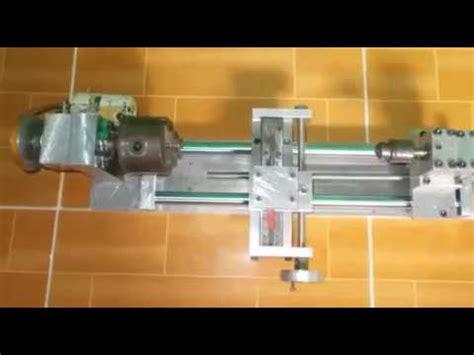 Mesin Bubut Mini mesin bubut mini