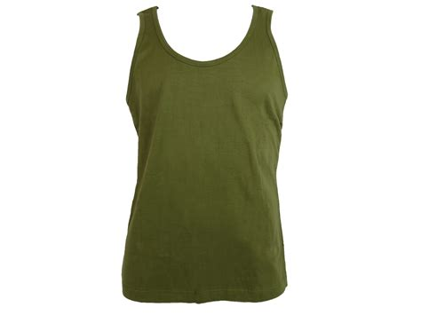 Army Top usa vest tank top
