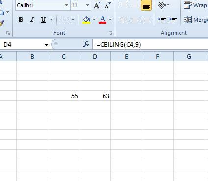 How To Use Ceiling Function In Excel by How To Use Ceiling Functions In Excel Spreadsheets Tip Reviews News Tips And Tricks