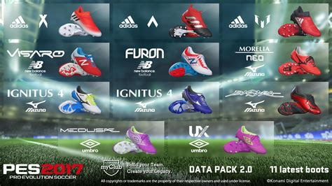 Xbox One Original Pes 2017 pes 2017 data pack 2 drops alongside free trial edition xbox one xbox 360 news at