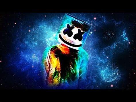 marshmello neon wallpaper marshmello mix 2018 nuevas canciones 2018 la mejor