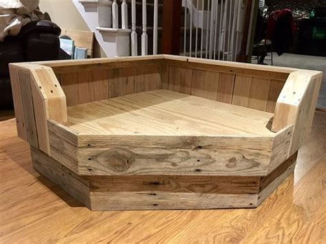 diy wooden dog bed 25 best ideas about large dog beds on pinterest big dog